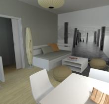 Rekonstrukce bytu Brno-Medlánky